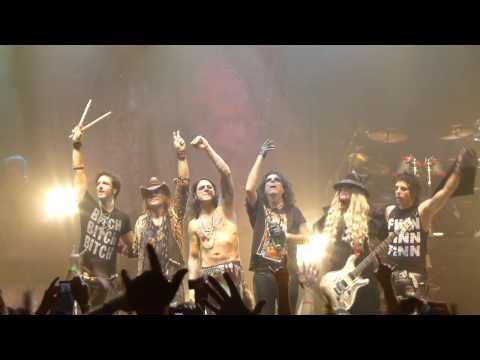 """Alice Cooper - """"School's Out"""" Live at The National, Richmond Va. 10/22/13"""