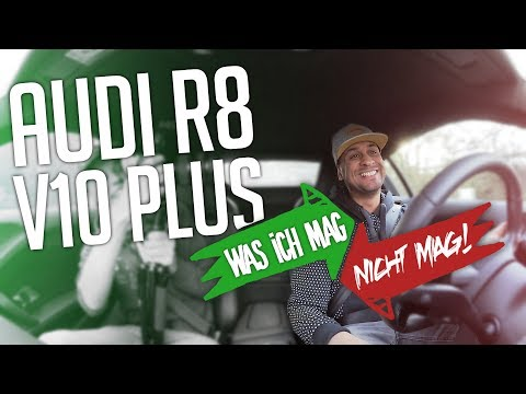 JP Performance – Audi R8 V10 Plus | Was ich mag/nicht mag!