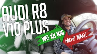 JP Performance - Audi R8 V10 Plus | Was ich mag/nicht mag!