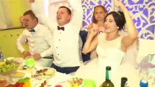 клип  свадебный на русскую песню
