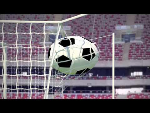 Electronic Signage Australia - Video Board Soccer Animation
