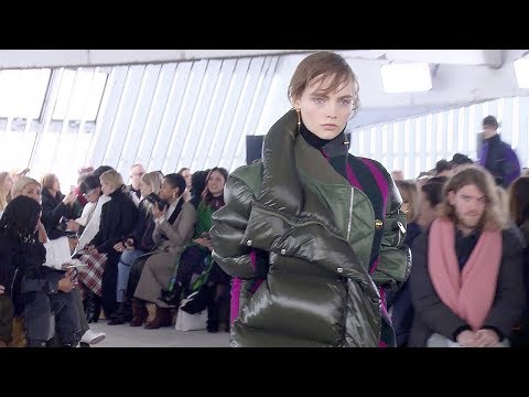 Sacai | Fall Winter 2018/2019 Full Fashion Show | Exclusive