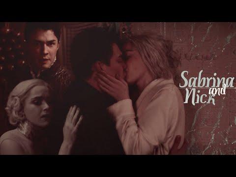 Sabrina And Nick 😿 I Love You, Spellman