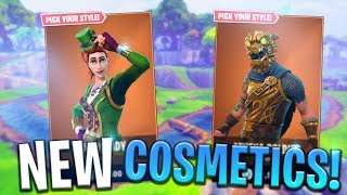 *NEW* LEAKED PICKAXES, FREE SKINS AND GLIDERS! - Fortnite: Battle Royale
