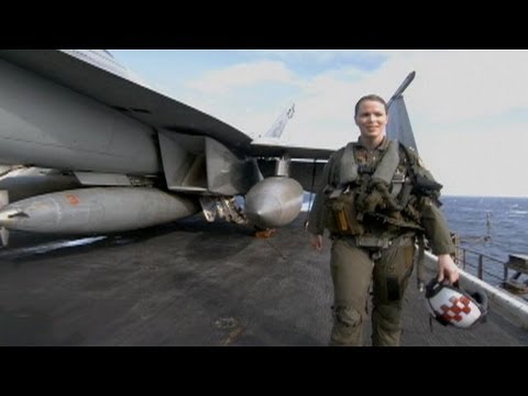 Why This Female Fighter Pilot Rocks