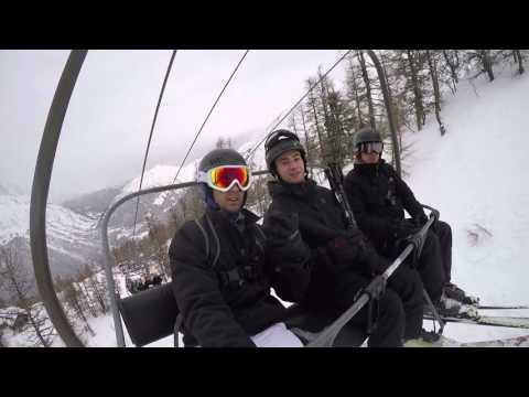 Chamonix Mont Blanc and Geneva, Switzerland (GoPro Session)
