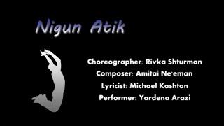 Nigun Atik - IFD Israeli folk dancing for beginners