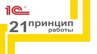 """Видео курс """"21 принцип оптимальной работы в 1С Управление торговлей 10.3"""""""