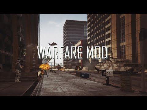 Warfare MOD GTA5