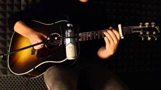 Tracy chapman - fast car guitar cover