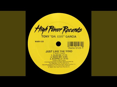 Just Like the Wind (Radio Mix)