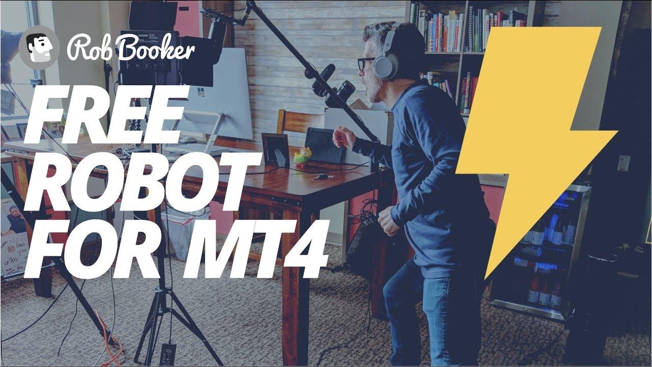 robot de tranzacționare pentru meta trader 4