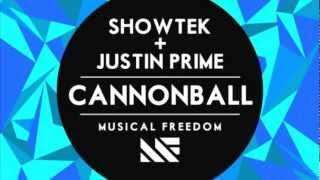 Showtek ft. Justin Prime - Cannonball