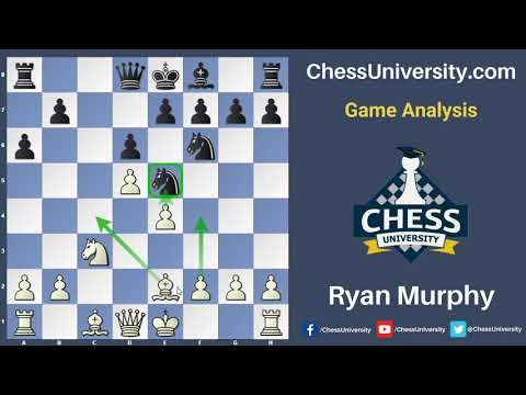 Meet the Instructors! Game Analysis with Ryan Murphy