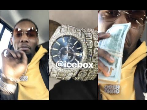 Download Youtube: Offset Responds To Future Shows Off Rolex Only Migos Can Afford