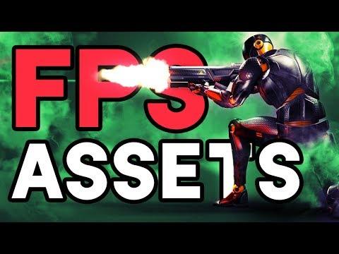 Top 5 FPS Assets