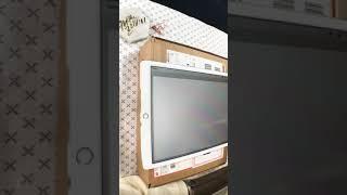 캘리그라퍼의 아이패드 프로 3세대 언박싱 라이브