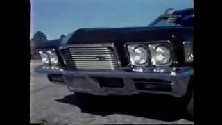 BUD LINDEMANN ROAD TEST 1971 BUICK RIVIERA 455