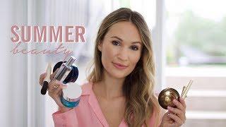 Summer Beauty Essentials | ttsandra thumbnail