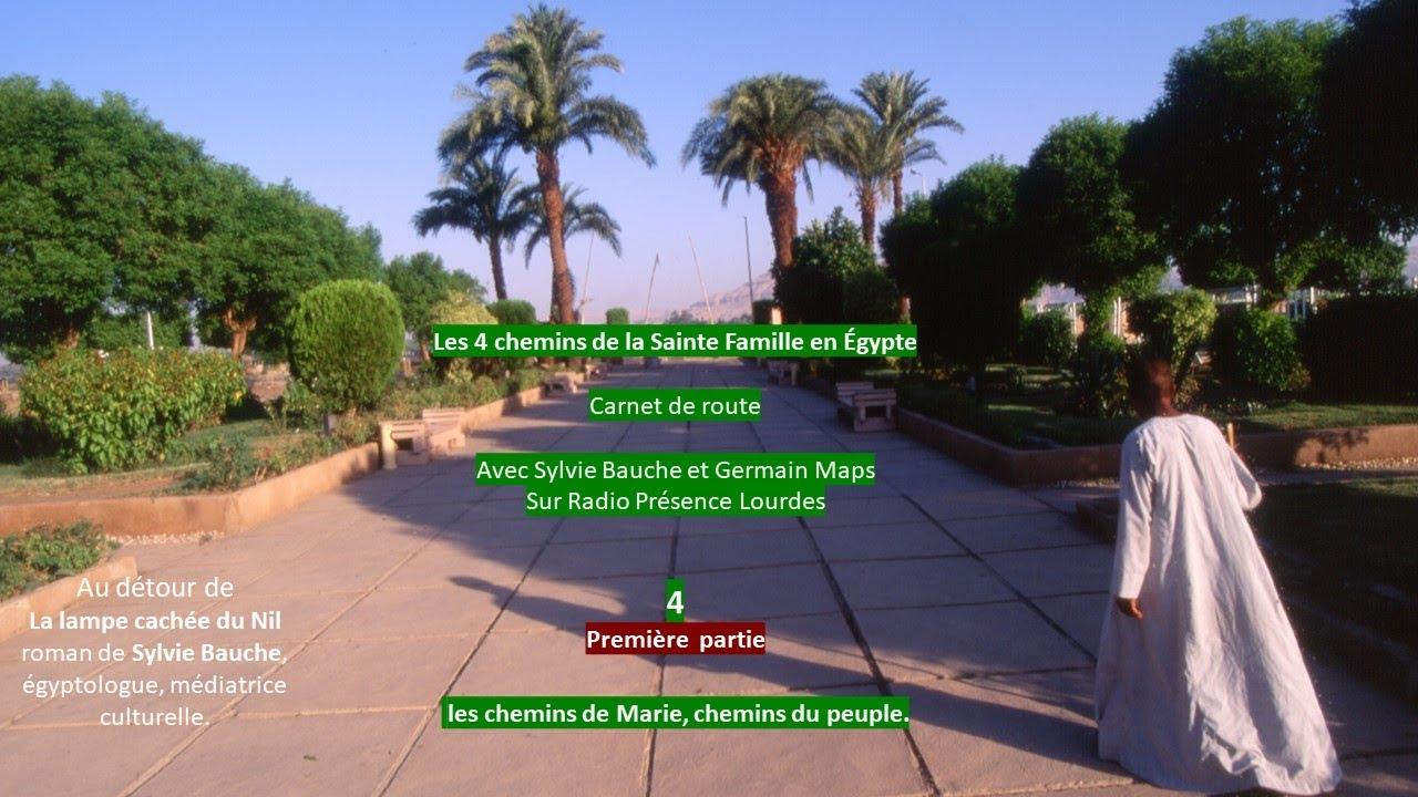 4. Chemins de Marie, Chemins de femmes égyptiennes.