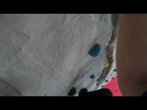 Vertigo climbing wall at funny bones collooney co.sligo 30/05/2017