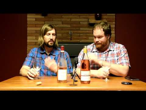 Wine Is Serious Business 340: Some 2016 Pinot Noir Rose from Oregon