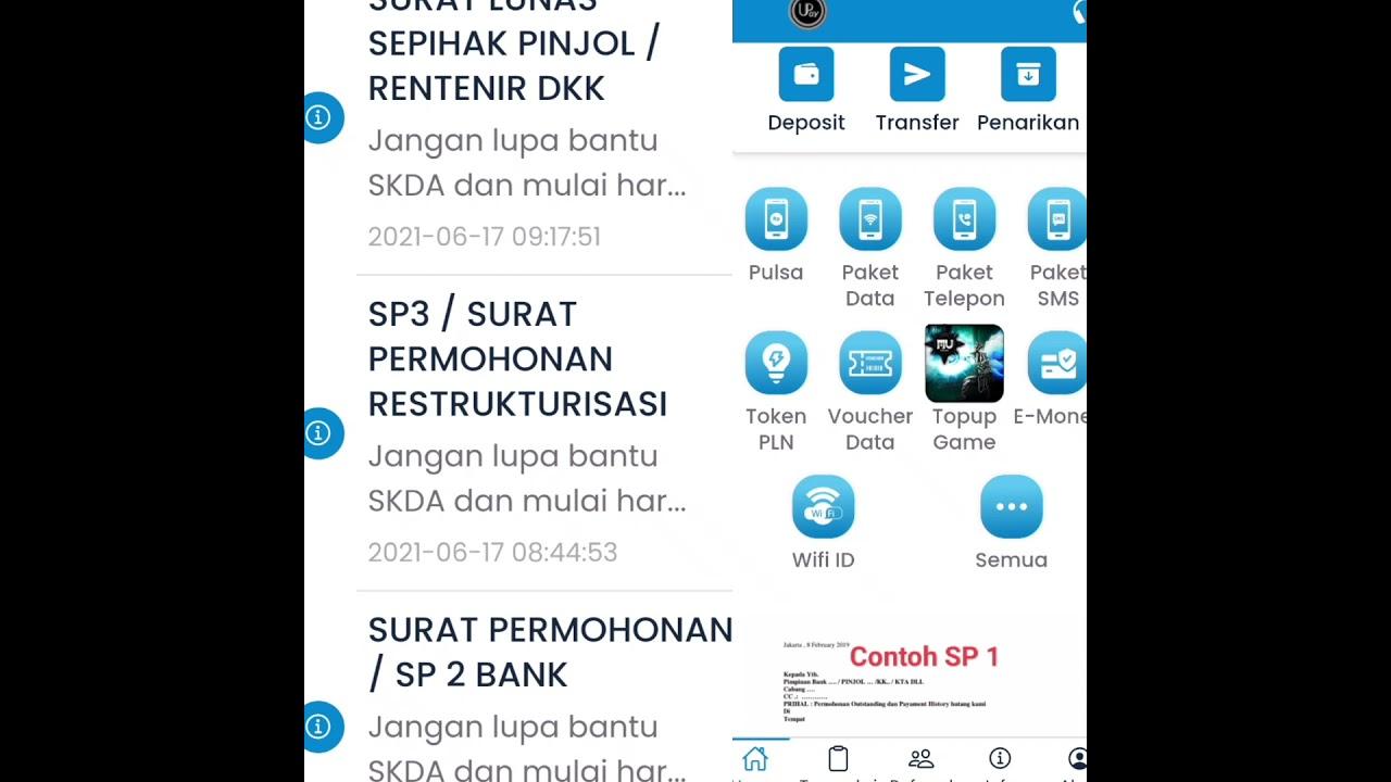 Kabar Gembira Bagi Yg Galau Bingung Atasi Hutang Riba Skda Sudah Menyiapkan Sp1 2 3 Lunas Sepihak Youtube