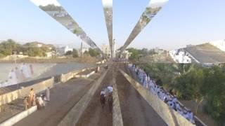عرضة الخيل بقرية الثابتي ولاية إبراء 13 إبريل 2017