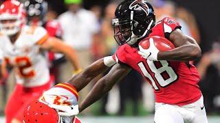 NFL Spotlight Calvin Ridley Atlanta Falcons Highlights !!