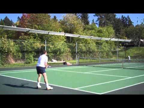 Classic 3.5 tennis Match