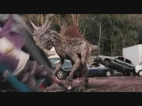 Primeval Pictures: Dracorex (Series 3)