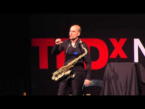 Redefine the definitions that define you | Pedrosaxo | TEDxNashvilleSalon