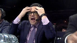 These Mauro Ranallo reactions will make your day
