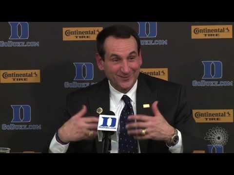 Coach Krzyzewski talks about Jim Boeheim