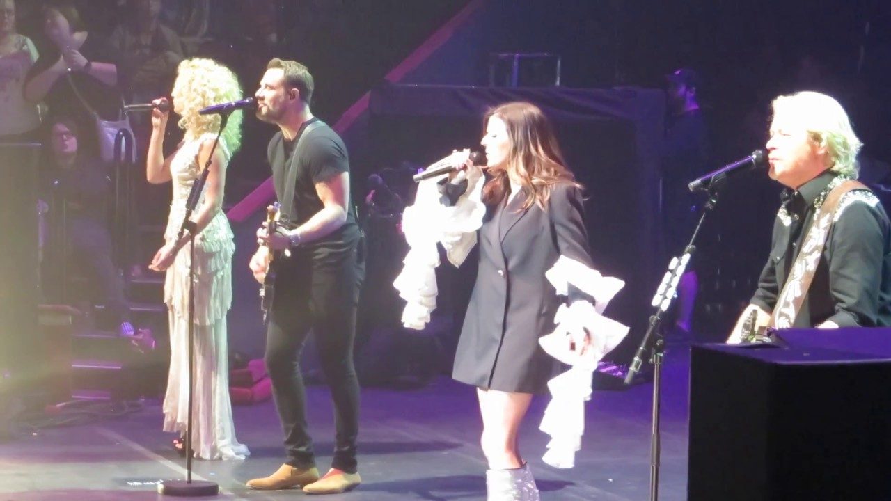 Little Big Town - Better Man - live at the Royal Albert Hall