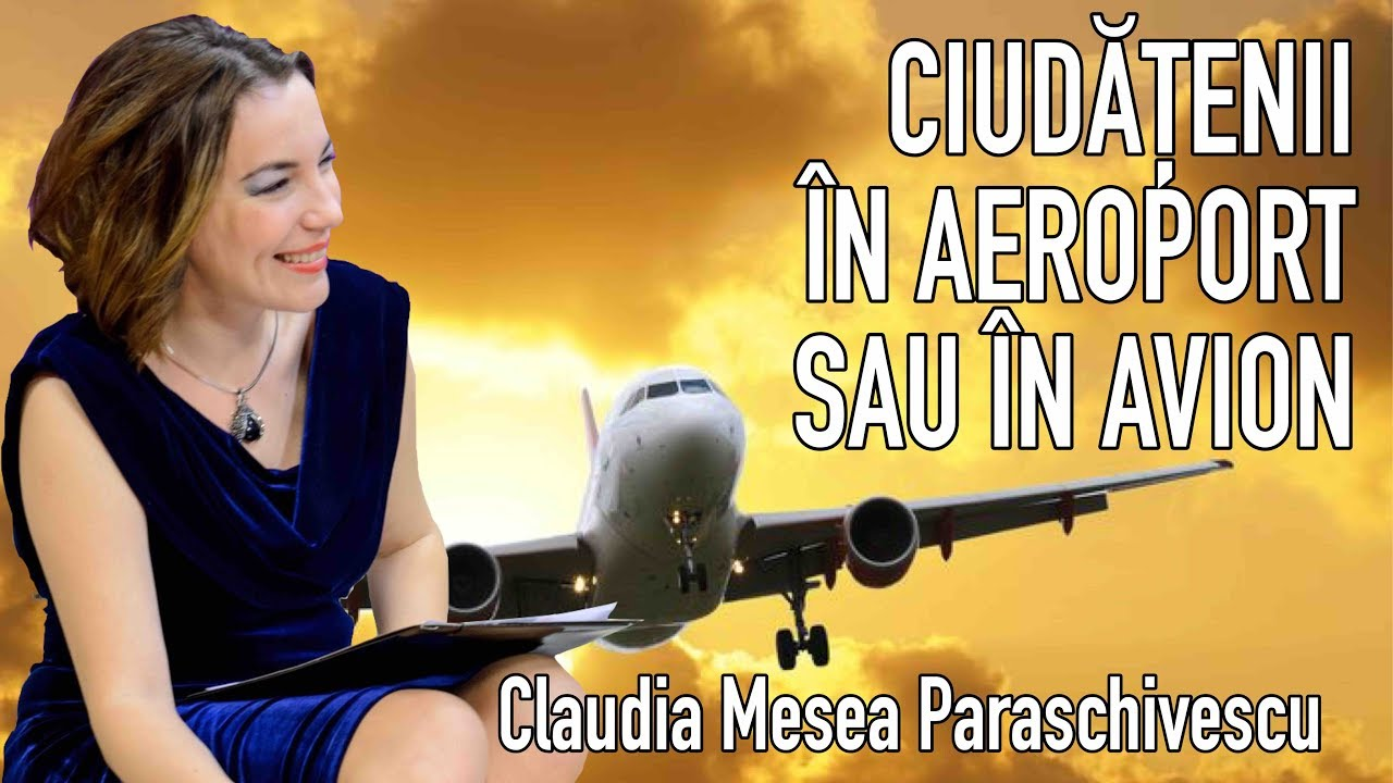 Ciudatenii Pe Care Le Poti Intampina In Aeroporturi Sau In Avion