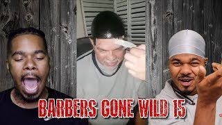 BARBERS GONE WILD REACTION 15
