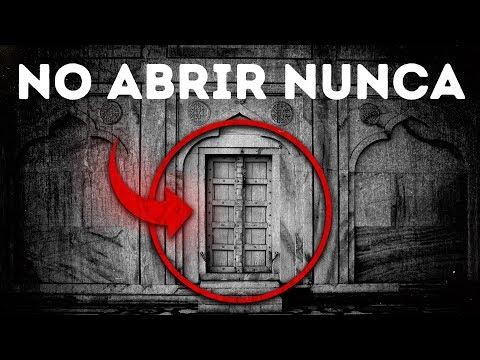 4 Puertas misteriosas que nunca deberan abrirse
