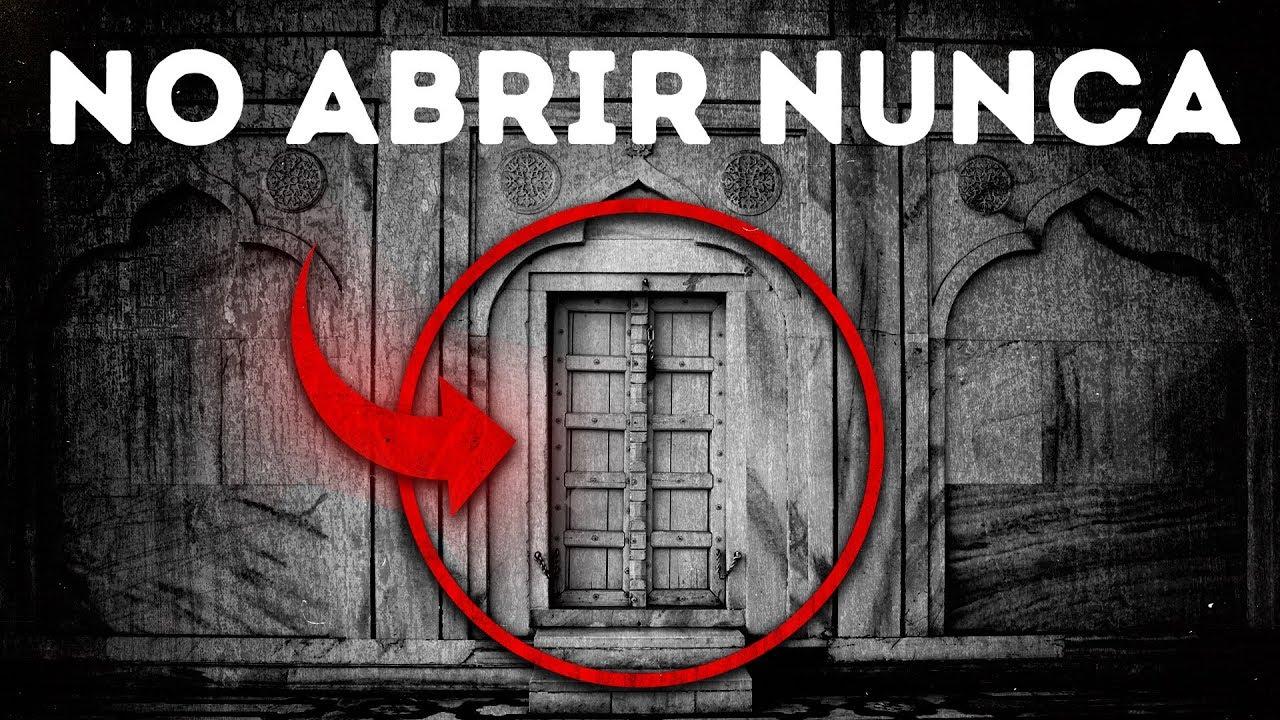 4 Puertas misteriosas que nunca deberían abrirse