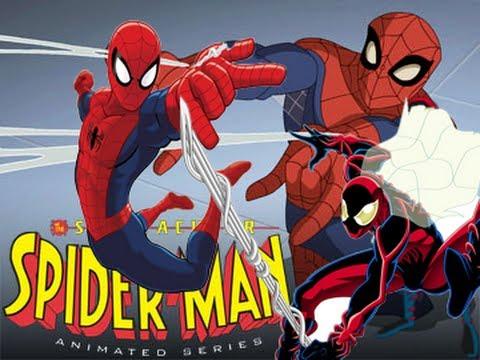 Especial SpiderMan Parte 7 Series Animadas Parte 2  YouTube