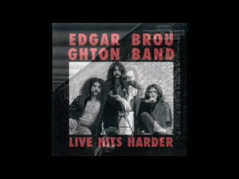 EDGAR BROUGHTON BAND - There's no vibrations but wait