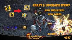 Drakensang Online - New Shoulders, New Torso!