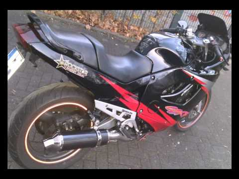 suzuki gsx 600 f gn72b youtube. Black Bedroom Furniture Sets. Home Design Ideas