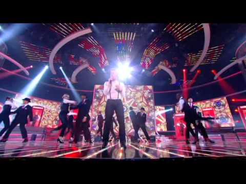 The X Factor - Olly Murs - Thinking Of Me