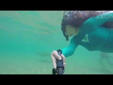 jessica henwick under water