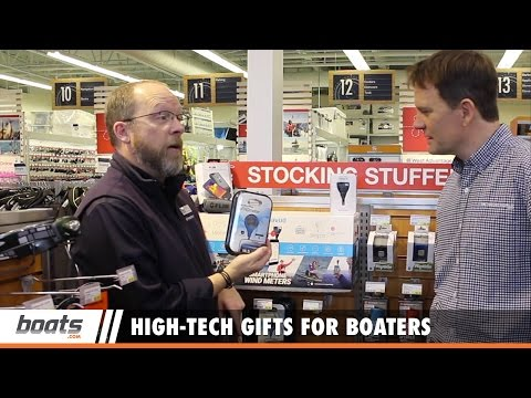 High-Tech Gifts for Boaters