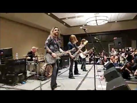 NY / NJ KISS Expo - Ace Frehley Band (aka Gene Simmons Band)