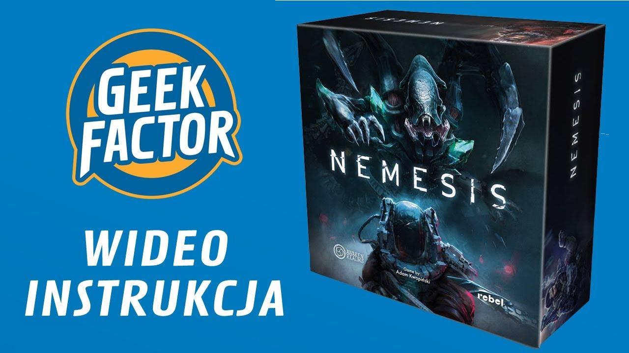 NEMESIS – Wideo Instrukcja