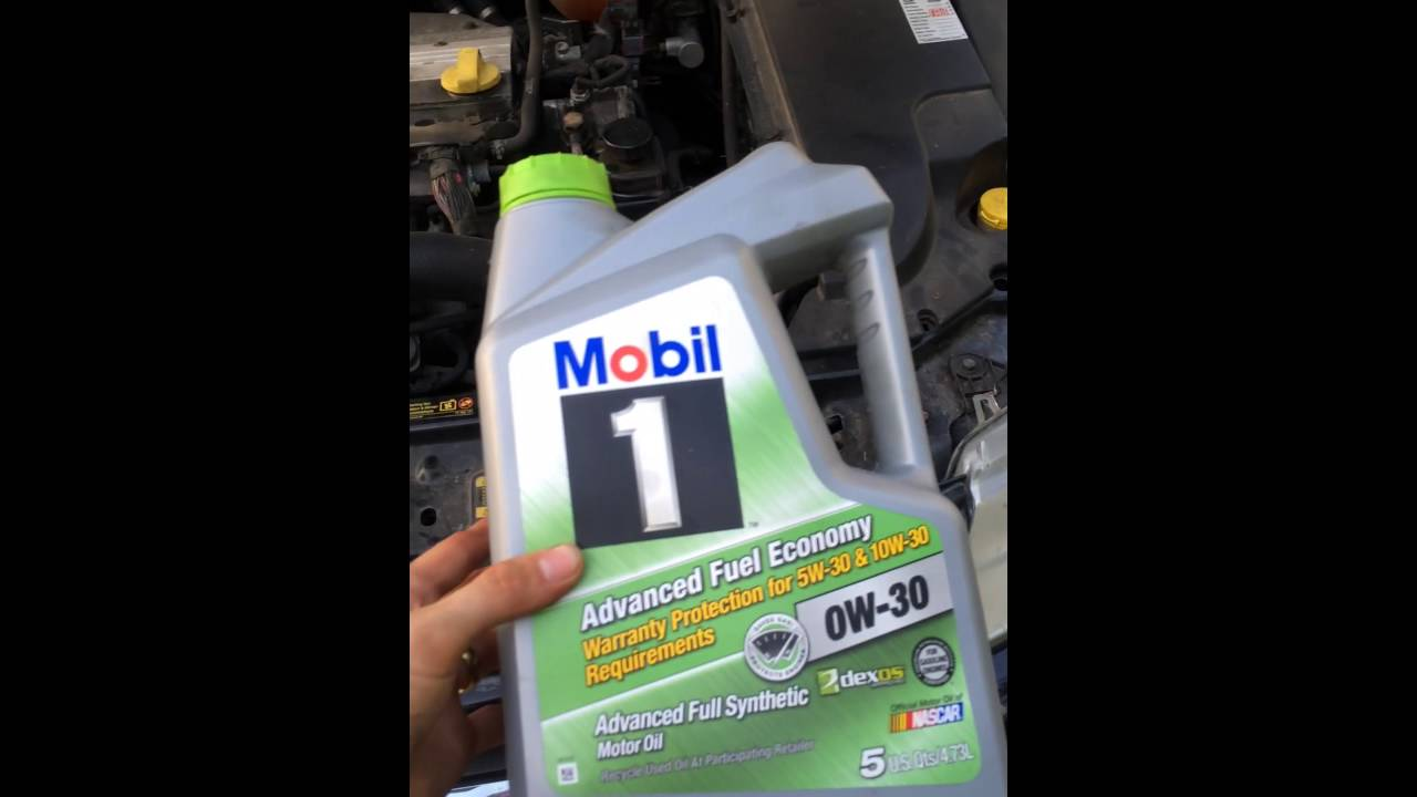 mobil 1 0w 30 full synthetic oil review youtube. Black Bedroom Furniture Sets. Home Design Ideas