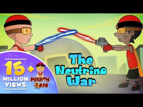Mighty Raju - The Neutrino War   GreenGoldKids